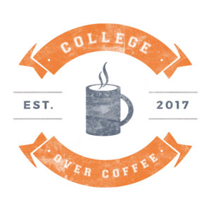 College Over Coffee logo